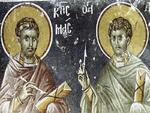 6. Святые Косма и Дамиан – покровители лекарей и знахарей