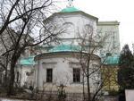 11. Церковь Космы и Дамиана в Шубине. Современная фотография