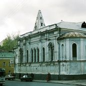 18. Успенский храм. Фотография 1986 года.