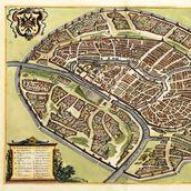 5. План Мериана 1638 года.